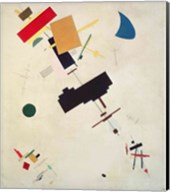 Suprematist Composition No.56 Fine-Art Print