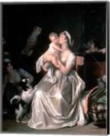Motherhood, 1805 Fine-Art Print