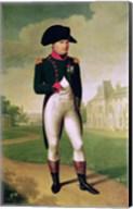 Napoleon I - posed Fine-Art Print