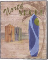 Surf City IV Fine-Art Print