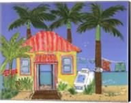 Palm Cove - mini Fine-Art Print