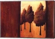 Through Fall's Window Fine-Art Print