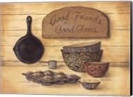 Good Friends Fine-Art Print