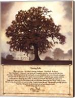 Living Life Fine-Art Print