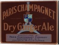 Paris Champagnet Fine-Art Print