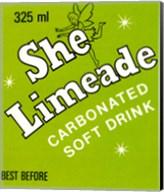 She Limeade Fine-Art Print