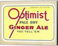 Optimist Ginger Ale Fine-Art Print