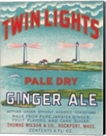 Twin Lights Ginger Ale Fine-Art Print