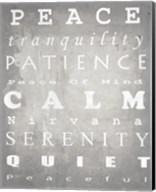 Peace Fine-Art Print