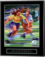 Achievement - Soccer Fine-Art Print