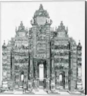 The Triumphal Arch of Emperor Maximilian I of Germany Fine-Art Print