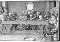 The Last Supper, pub. 1523 Fine-Art Print