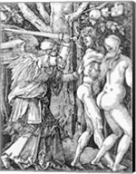The Expulsion from Paradise, 1510 Fine-Art Print