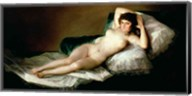 The Naked Maja, c.1800 Fine-Art Print