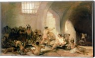 The Madhouse, 1812-15 Fine-Art Print