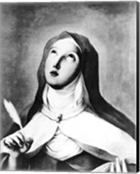 St. Theresa of Avila Fine-Art Print