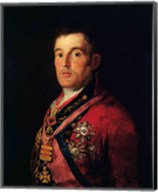The Duke of Wellington Fine-Art Print
