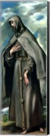 St.Francis of Assisi Fine-Art Print