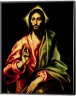 Christ Blessing Fine-Art Print