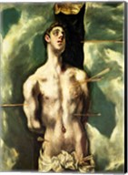St. Sebastian Fine-Art Print