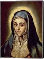 The Virgin Mary Fine-Art Print