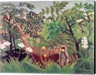 Exotic Landscape, 1910 Fine-Art Print