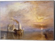 The Fighting Temeraire Fine-Art Print