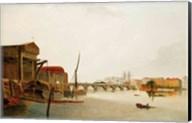 Westminster Bridge Fine-Art Print
