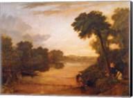 The Thames near Windsor, c.1807 Fine-Art Print