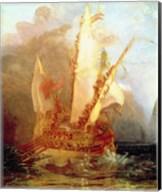 Ulysses Deriding Polyphemus Fine-Art Print