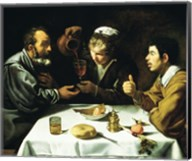 The Lunch, 1620 Fine-Art Print