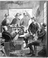 A Kansas Land Office Fine-Art Print