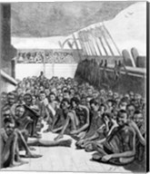 The Slave Deck Fine-Art Print