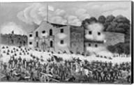 The Siege of the Alamo Fine-Art Print