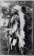 White Wolf, a Comanche Chief Fine-Art Print