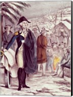George Washington at Valley Forge Fine-Art Print