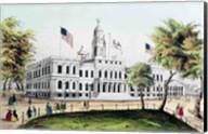 City Hall, New York Fine-Art Print