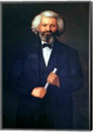 Portrait of Frederick Douglass Fine-Art Print