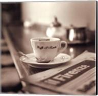 Caffe, Firenze Fine-Art Print