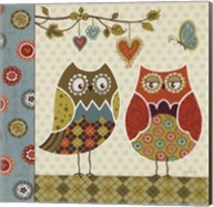 Owl Wonderful I Fine-Art Print