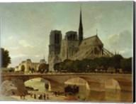 Notre Dame, Paris, 1884 Fine-Art Print