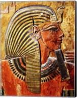 The head of Seti I Fine-Art Print