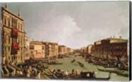 A Regatta on the Grand Canal Fine-Art Print