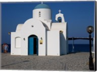 Church in Greece Fine-Art Print