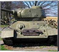 World War Two Tank Fine-Art Print
