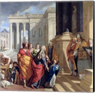 Presentation of the Virgin in the Temple Fine-Art Print
