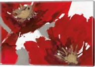 Red Poppy Forrest II Fine-Art Print
