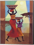 Mother's Helper Fine-Art Print