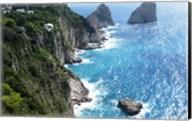 Capri Coastline Fine-Art Print