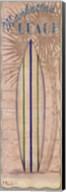 Surf Panel II -mini Fine-Art Print